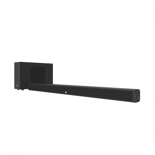 60W 2.1 Channel Soundbar & Wired Subwoofer
