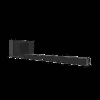 60W 2.1 Channel Soundbar & Wired Subwoofer